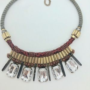 Spring Street (Nordstrom's) statement necklace